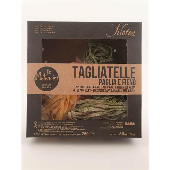 Filotea Spinach Egg Pasta 250G
